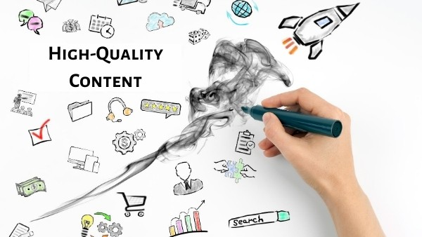 write high-quality content
