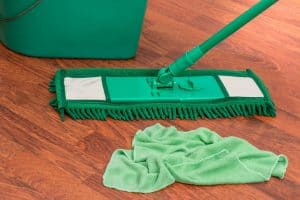 mop and rug