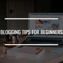 13 Practical Blogging Tips For Beginners featured image