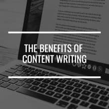 benefits of content writing featured image